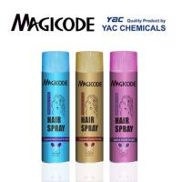 Buy cheap Aerosol Hair Spray 265ml with Fresh Fragrance for Refresh the Damaged Hair from wholesalers