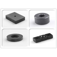 Buy cheap Permanent Ceramic Ferrite Magnets Y35 Y20 Y25 For Fuel Pump / Wiper Motor from wholesalers