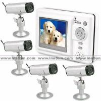 Buy cheap Wireless 2.4G Camera and Receiver Kits from wholesalers