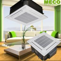 Buy cheap Air Conditioning Unit 3TR Cassette Fan Coil Units 1200CFM MFP-204KM-GG3 from wholesalers