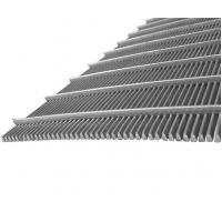 Buy cheap Durable 316 Stainless Steel Wedge Wire Drum Screen Filter Mesh Pipe For Separation from wholesalers