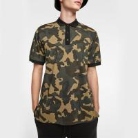 Buy cheap Cotton Casual Mens Polo Style Shirts , Camouflage Golf Shirt For Male from wholesalers