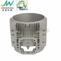 Buy cheap Light Weight Frame Aluminum Extrusion Housing Electric Motor Usage from wholesalers