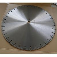 """Buy cheap 500mm 20"""" / 24"""" Diamond Concrete Saw Blades with Good Efficiency from wholesalers"""