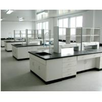 Buy cheap Hospital School Phenolic Resin Steel Lab Bench With Sink from wholesalers