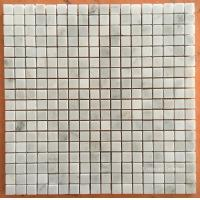 Wholesale Carrara White Marble Mosaic Tiles from china suppliers