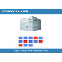 1064 Nm / 532 Nm Thin Film Laser Scribing Machine With CCD Alignment System Manufactures