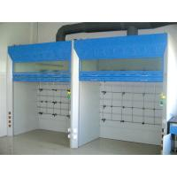 Buy cheap Steel Lab Fume Cupboard , Laboratory Equipment 19mm Thick Epoxy Resin Board from wholesalers