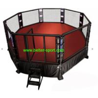 Buy cheap MMA cage, boxing ring, boxing arena, oem accepted from wholesalers