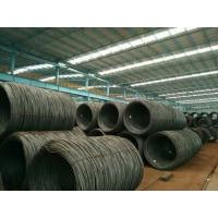 Hot RolledAlloy Steel WireRod In Coils EB3  5.5 mm for welding wire Manufactures