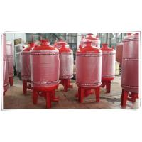 Wholesale Carbon Steel Diaphragm Pressure Tank Pressure Vessel For Water Booster Pump Station from china suppliers