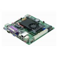 Buy cheap 5 COM , 8 USB Mini Itx Industrial PC Motherboard Atom D525 Processor support VGA , LVDS from wholesalers