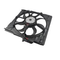 Buy cheap Car Engine Radiator Cooling Fan 17428618241 17428618240 For BMW X5 E70 3.0si 4.8i 600W from wholesalers