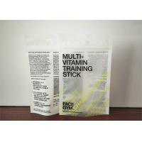 Buy cheap Polythene packing bag Hang hole bag Laminated Packaging Bags The surface of the matte from wholesalers