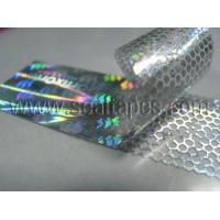 Buy cheap Tamper Evident Security Hologram Labels from wholesalers