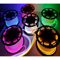 Buy cheap Ultra Thin 12v LED Neon Flex 5*12mm Silicone 12V IP68 V-2 Flame Retardance from wholesalers