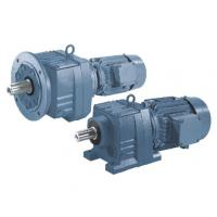 Buy cheap Crane Worm-Gear Speed Reducer , Geared Box For Material Handling from wholesalers