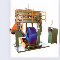 Buy cheap Professional manufacturer for coil packing machine with wire coil wrapping machine from wholesalers