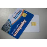 Buy cheap Smart card ,pvc smart card,IC card,smart IC card supplier ,china smart ID card from wholesalers