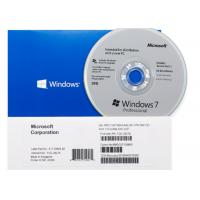 Buy cheap 32/64 Bit OS Microsoft Windows 7 Home Premium Full Versions 1 Year Warranty from wholesalers
