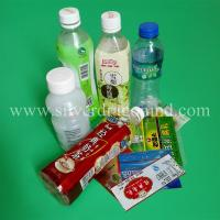 Buy cheap PVC shrink bands for bottled water, beverage, drinks,juice and milk labels from wholesalers
