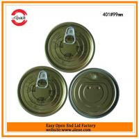 401 tuna fish can lid,99mm tomato paste lid,Tinplate easy open end,Tin can lid,Meat easy open lid Manufactures