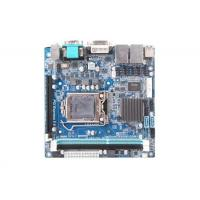 Buy cheap TE-MITX-H81D Intel H81 4nd generation MITX Haswell platform industrial motherboard with six COM ports from wholesalers