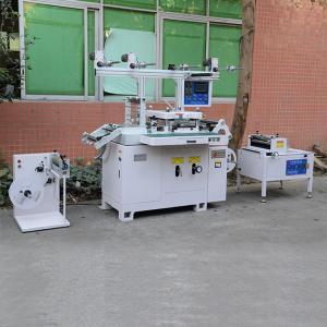High Strength Automatic Die Cutting Machine Safety Tag Sticker Die Cutter Machine Manufactures