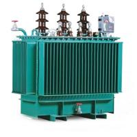 Buy cheap Three Phase Oil Immersed Transformer , S11 Oil Filled Industrial Power Transformer from wholesalers