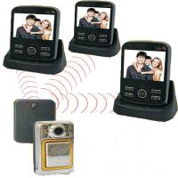 Buy cheap 1V3 Wireless Peephole Video Intercom Door phone with hands free from wholesalers