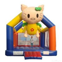 Buy cheap Hello Kitty Inflatable Bounce House product