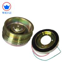 Buy cheap bus parts hispacold bus ac compressor Clutch from wholesalers