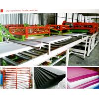 Buy cheap Hot sale  EPE Foam Board Production Line high output good flatness  fine cellsize agent price from wholesalers
