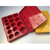 Wholesale Multifunctional Universal O Ring Kit Red Colour Plastic / Rubber Material from china suppliers