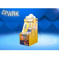 Buy cheap Lottery Cool Baby Happy Basketball Game Machine Coin Operated For Children from wholesalers