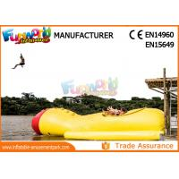 Wholesale 0.9mm PVC Tarpaulin Colorful Inflatable Water Toys ,  Inflatable Water Blob For Jumping from china suppliers