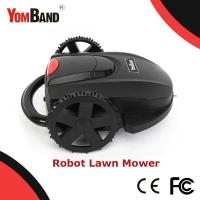 Buy cheap 24V Automatic Lawn Mower Smart Robot Grass Cutter Machine YB-M13-320 With Brush from wholesalers