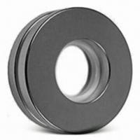 Buy cheap NdFeB Ring Magnet with Nickel, Zinc, Gold Coating, Used in Printer and Switchboard, Neodymium Magnet from wholesalers