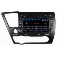 Buy cheap Ouchuangbo Auto Video Stereo System for Honda Civic Saloon 2014 GPS Navigation iPod USB An from wholesalers