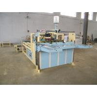 Buy cheap Electric Control System Carton Folder Gluer Machine Max Working Size 2800 X 1515 Mm from wholesalers