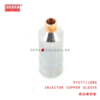 Buy cheap PYZTT Injector Copper Sleeve For HINO J08E J05E from wholesalers