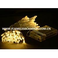 Buy cheap Party or Christmas Decoration LED Battery Operated String Lights Outdoor Indoor Use from wholesalers