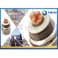Buy cheap High Tension XLPE Power Cable Power Station Underground 630mm2 110 kV 220 kV from wholesalers