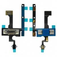 Wholesale iPhone 5S Power On/Off Volume Button Flex Cable Vibrator Motor Spare Parts from china suppliers