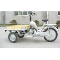 Wholesale 4 Stroke 3 Wheel Cargo Motor Tricycle With Electric / Kick Starter from china suppliers