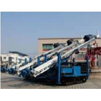 Buy cheap Multi Function Water Well Drilling Rig Track Mounted 150mm - 300mm Drilling Diameter from wholesalers