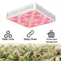 Buy cheap Small Led Supplemental Greenhouse Lighting , 400w Led Grow Light Panel 850mA from wholesalers