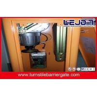 High Speed Gate Systems vehicle Security Entrance Gate for Hospital , Building Manufactures