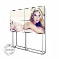Buy cheap Full HD LCD Digital Signage Seamless Video Wall 55 Inch Ultra Thin Bezel With  Bracket from wholesalers
