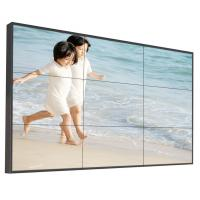 Buy cheap LG DID LCD Video Wall Display 55 Inch For Advertising With 5.3mm Narrow Bezel from wholesalers